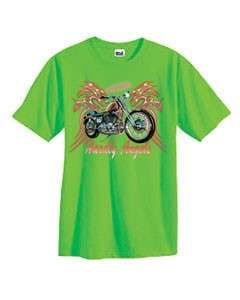 Hardly Angels Motorcycle Biker T Shirt S  6x