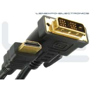 1m ( 3ft ) Atlona High quality Dvi to Hdmi Cable Electronics