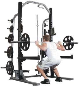 Magnum Fitness A690 Half Rack