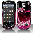 Love Protector Hard Case Cover For Samsung Intercept M910 Phone