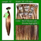Highlights In Brown Hair