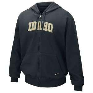 Nike Idaho Vandals Black Classic Full Zip Hoody Sweatshirt