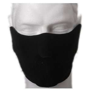 Hiker Ski Half Face Mask Neoprene Velcro Closure