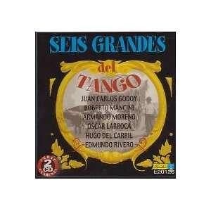 6 GRANDES DEL TANGO JUAN CARLOS GODOY, ROBERTO MANCINI