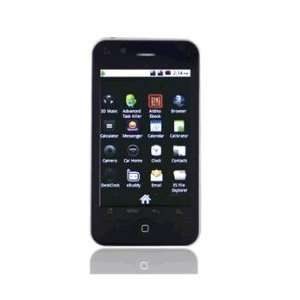 Touch Screen DualStandby Fashion Cell Phone(Black) Cell Phones