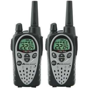 28 MILE GMRS RADIO PAIR PACK (TWO WAY RADIOS/SCANNERS) Electronics