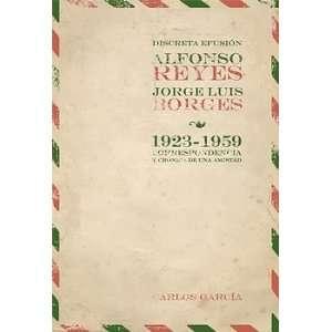 Reyes y Jorge Luis Borges (9788484894896): Carlos Garcia: Books