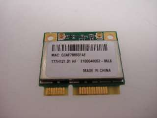 Acer Aspire AR5B95 T77H121 5517 Half Height WiFi Wireless Mini PCI E