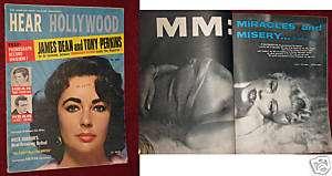 Hear Hollywood Magazine   September 1957 Marilyn Monroe