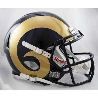 St.Louis Rams Helmets Riddell St. Louis Rams Revolution Speed Helmets