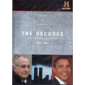 Century Collection 2000 2009 4 Disc Set (History Channel) Movies & TV