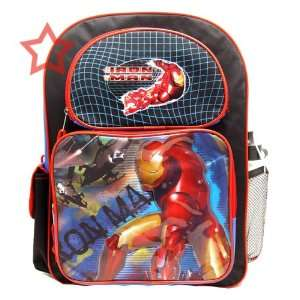 Ironman Iron Man Backpack Full Size Toys & Games