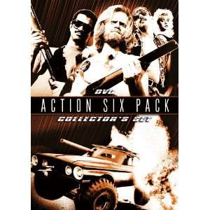 Set (6 DVD Pack): Michael Pare, Antonio Sabato Jr., Coolio, Chino XL