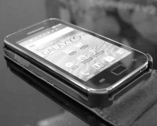Samsung i9001 Galaxy S Plus Handy Leder Tasche Hülle Etui Leather