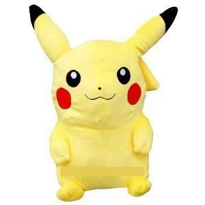 Pokemon Backpack Plush Pikachu Doll Backpack: Toys & Games