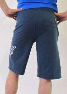 Star Shorts Bleecker 1/2 SW Pants Stone Sweat Vintage Navy Blue Men
