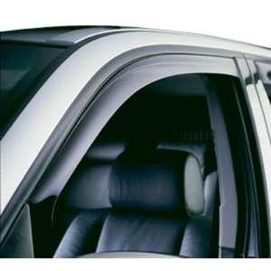 BMW Side Window Deflectors Right Rear Deflector   X5 SAV