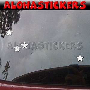 CONSTELLATION Bird of Paradise Night Sky Car Vinyl Decal Sticker ST20