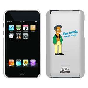 Apu from The Simpsons on iPod Touch 2G 3G CoZip Case