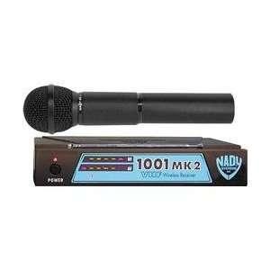 NADY ENCORE1 HT Single Channel Professional VHF Wireless Microphone