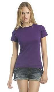 Ladies T Shirt leichtes Damen Shirt XS   XXL