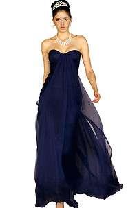 eDresssit Blue Prom/Ball/Gown/Evening dress US 8 M