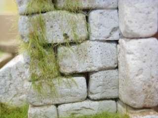 250 Terrarium Bausteine Rückwand Deko selber Bauen