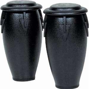 Latin Percussion LP201 BK Plastic Conga Shakers Black Bag Of 36