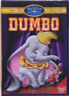 "DUMBO"" DISNEY SPECIAL COLLECTION*DVD*NEU"
