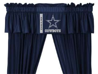 Dallas Cowboys NFL LR Valance 88 X 14