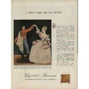 A Man, A Maid And The Minuet: The Minuet, an