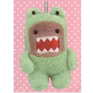 Japanese NHK TV Character 3.5 Tall Frog Domo Kun Plush