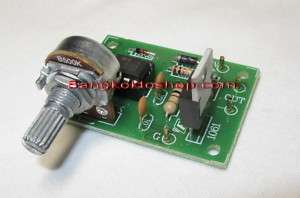 DC Motor Speed Control HHO / PWM 12V 2A 20W |