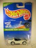 Hot Wheels #6 VIPER RT/10 White Treasure Hunt
