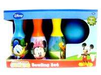 Brand New Disney Mickey Mouse Clubhouse Bowling Set