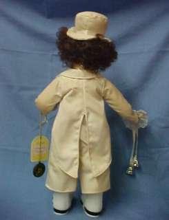 BRINNS Calendar Clown JUNE Doll 1988 Wedding Bells