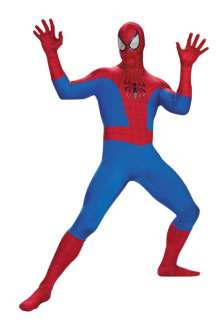 AMAZING SPIDERMAN SUPER DELUXE TEEN COSTUME Comic Book SuperHero Theme
