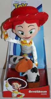 20 Toy Story 3 COWGIRL JESSIE Plush Doll BIG BUDDIES