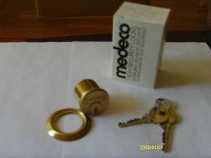 MEDECO CYLINDER MORTISE LOCK**LOCKSMITH HIGH SECURITY