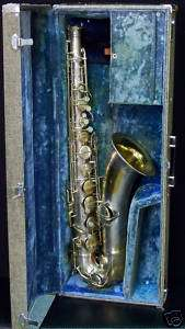 vintage 1922 Conn tenor saxophone, tested and serviced