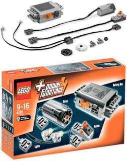 LEGO TECHNIC 8293 Motor Set Power Functions Factory Sealed NEW