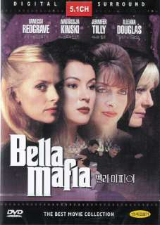 Bella Mafia (1997) DVD, (SEALED New) Nastassja Kinski