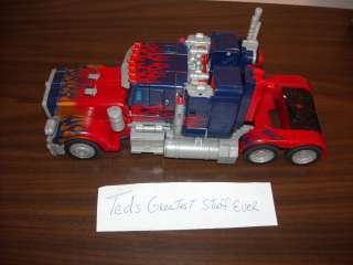 Transformers 2007 Movie OPTIMUS PRIME Leader Class