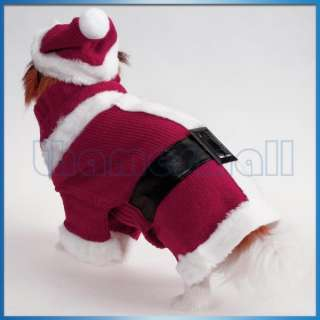 the accessories superstore pet dog santa costume christmas xmas