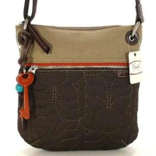Fossil Key Per Crossbody Braun ZB4422 206 Damen Handtasche Tasche
