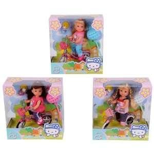 EVI 105737842   Evi Love   Hello Kitty Bike Tour  Spielzeug