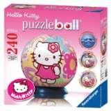 Ravensburger 11506   Hello Kitty Flower Power   240 Teile puzzleball