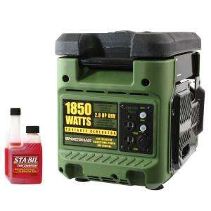 Sportsman 2.8 HP OHV Portable Generator, Ideal for Camping, Tailgating