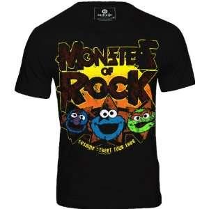 Sesame Street Herren T Shirt Gr. S  Sport & Freizeit