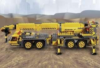 misb LEGO CITY 7249 LEGO XXL MOBILE CRANE TRUCK
